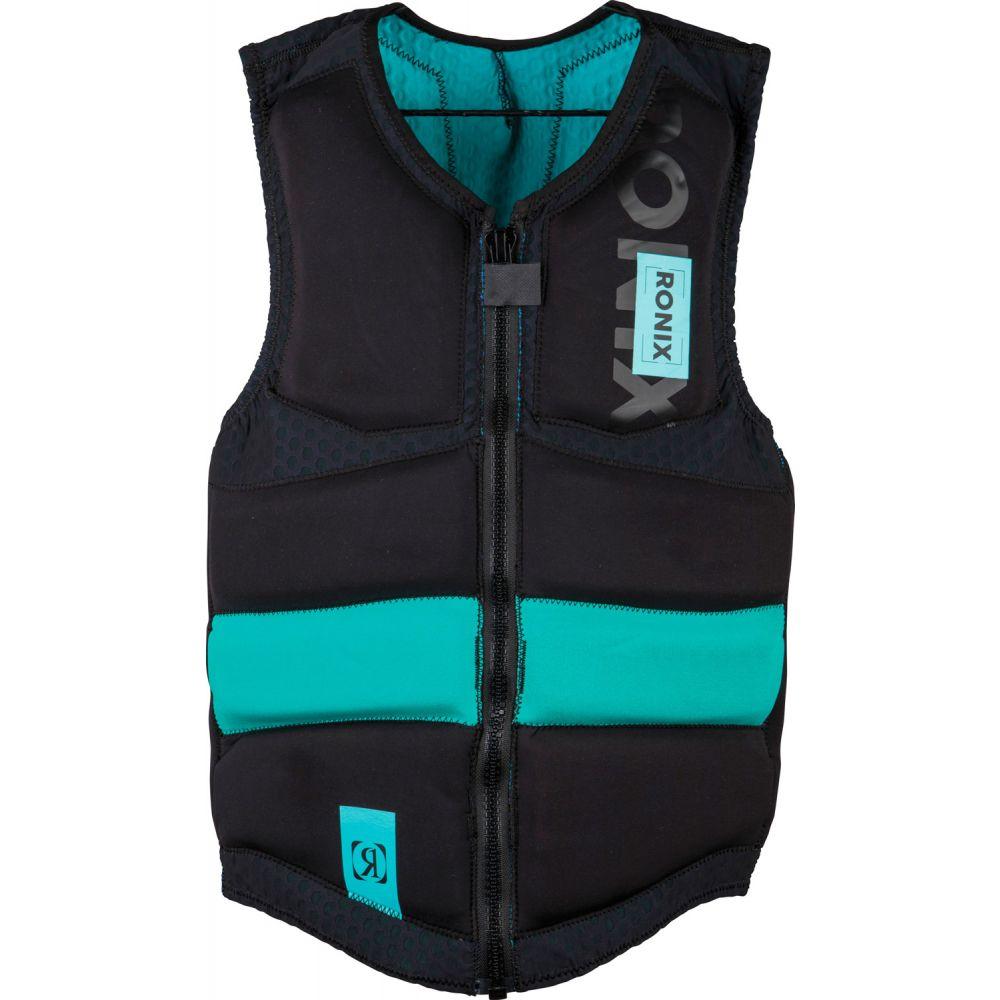 ロニックス Ronix メンズ トップス【One Custom Fit Boa NCGA Wakeboard Vest】Black/Man Mint