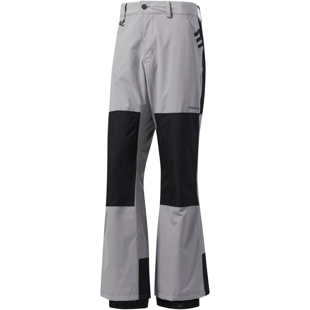 アディダス Adidas メンズ スキー・スノーボード ボトムス・パンツ【Riding Snowboard Pants】Ch Solid Grey/Collegiate Royal
