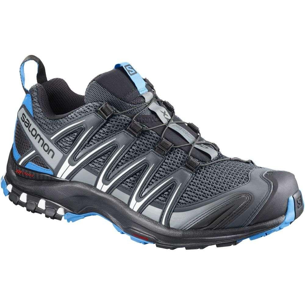 サロモン Salomon メンズ ランニング・ウォーキング シューズ・靴【XA Pro 3D Trail Running Shoes】Stormy Weather/Black/Hawaiian Surf