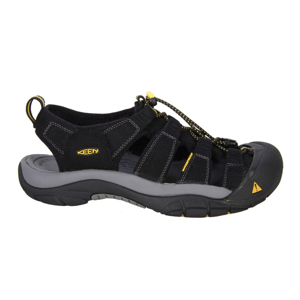 キーン Keen メンズ シューズ・靴 ウォーターシューズ【Newport H2 Water Shoes】Black
