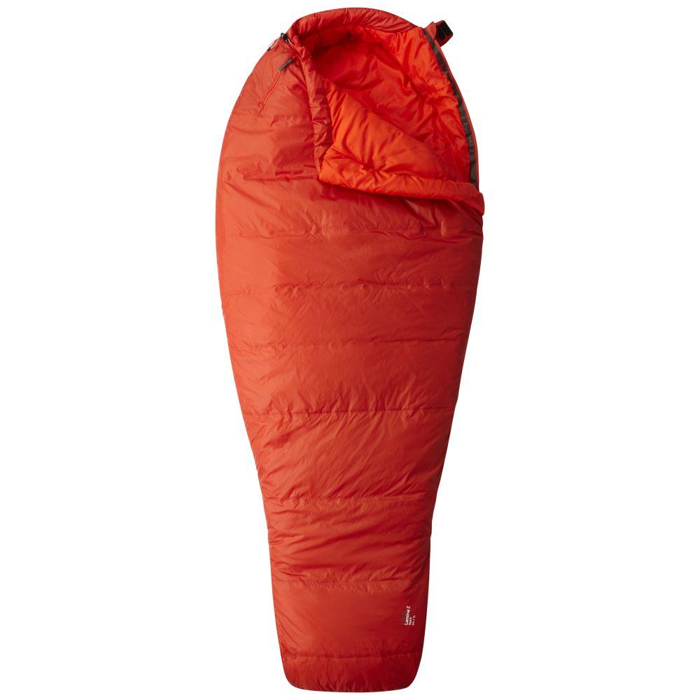 マウンテンハードウェア Mountain Hardwear メンズ ハイキング・登山【Lamina Z Spark Sleeping Bag】Flame