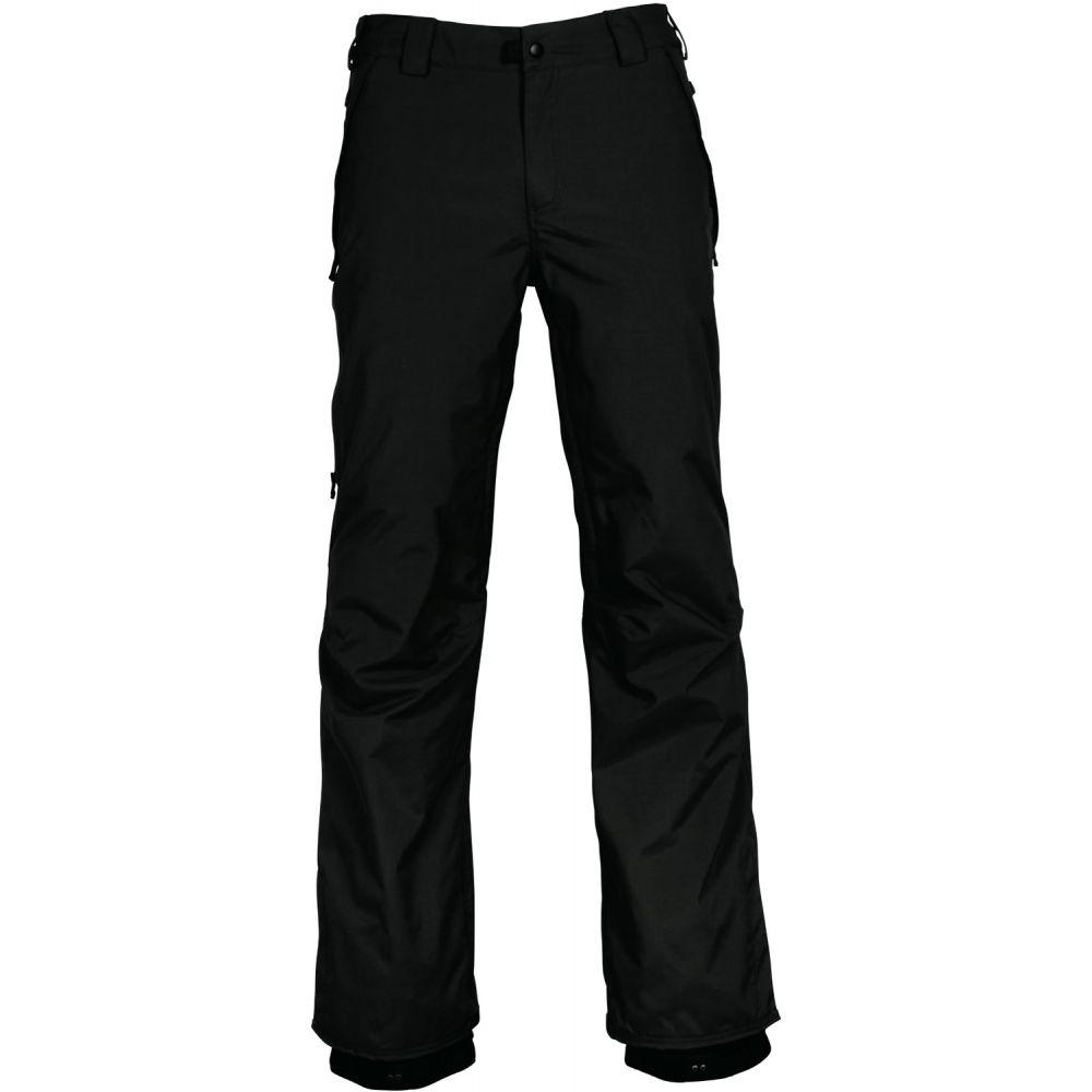 シックス エイト シックス 686 メンズ スキー・スノーボード ボトムス・パンツ【Standard Snowboard Pants 2019】Black