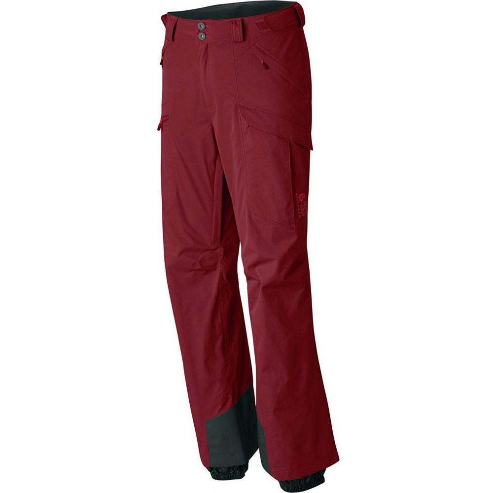 マウンテンハードウェア Mountain Hardwear メンズ スキー・スノーボード ボトムス・パンツ【Returnia Cargo Ski Pants】Redwood