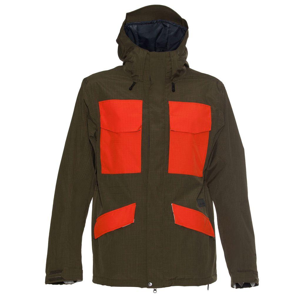 ボルコム Volcom メンズ スキー・スノーボード アウター【Impact Insulated Snowboard Jacket】Military