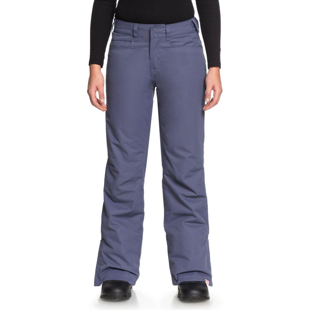 ロキシー Roxy レディース スキー・スノーボード ボトムス・パンツ【Backyard Snowboard Pants 2019】Crown Blue
