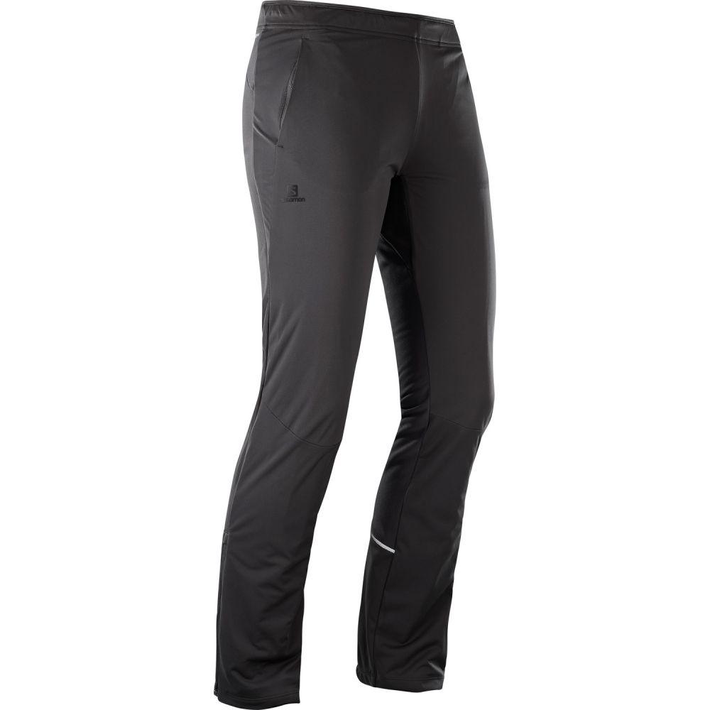 サロモン Salomon Warm メンズ スキー・スノーボード ボトムス・パンツ メンズ XC【Agile Warm XC Ski Pants 2019】Black, 越後米蔵商店:f17ff4e9 --- sunward.msk.ru