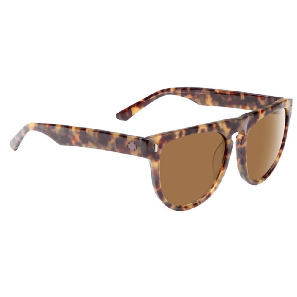 スパイ Spy メンズ メガネ・サングラス【Brookhurst Sunglasses】Desert Tort/Bronze Lens