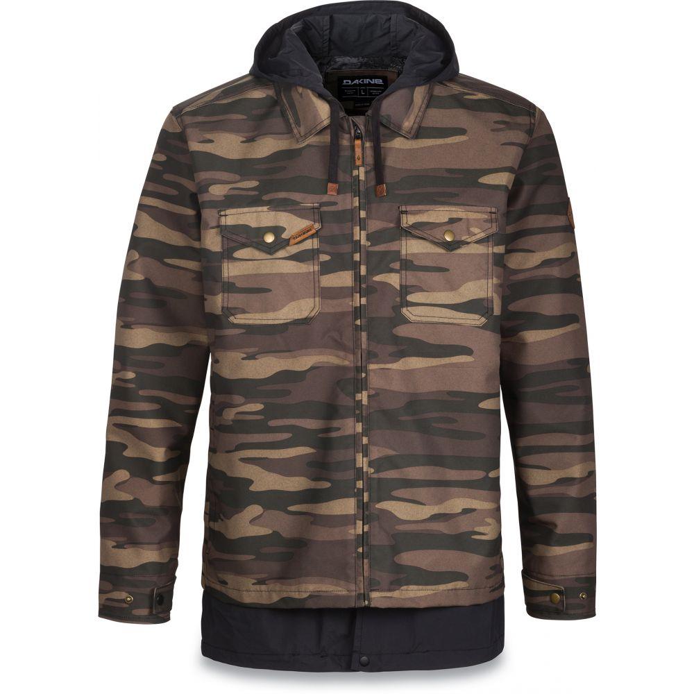 ダカイン Dakine メンズ スキー・スノーボード アウター【Sutherland Snowboard Jacket】Field Camo/Black