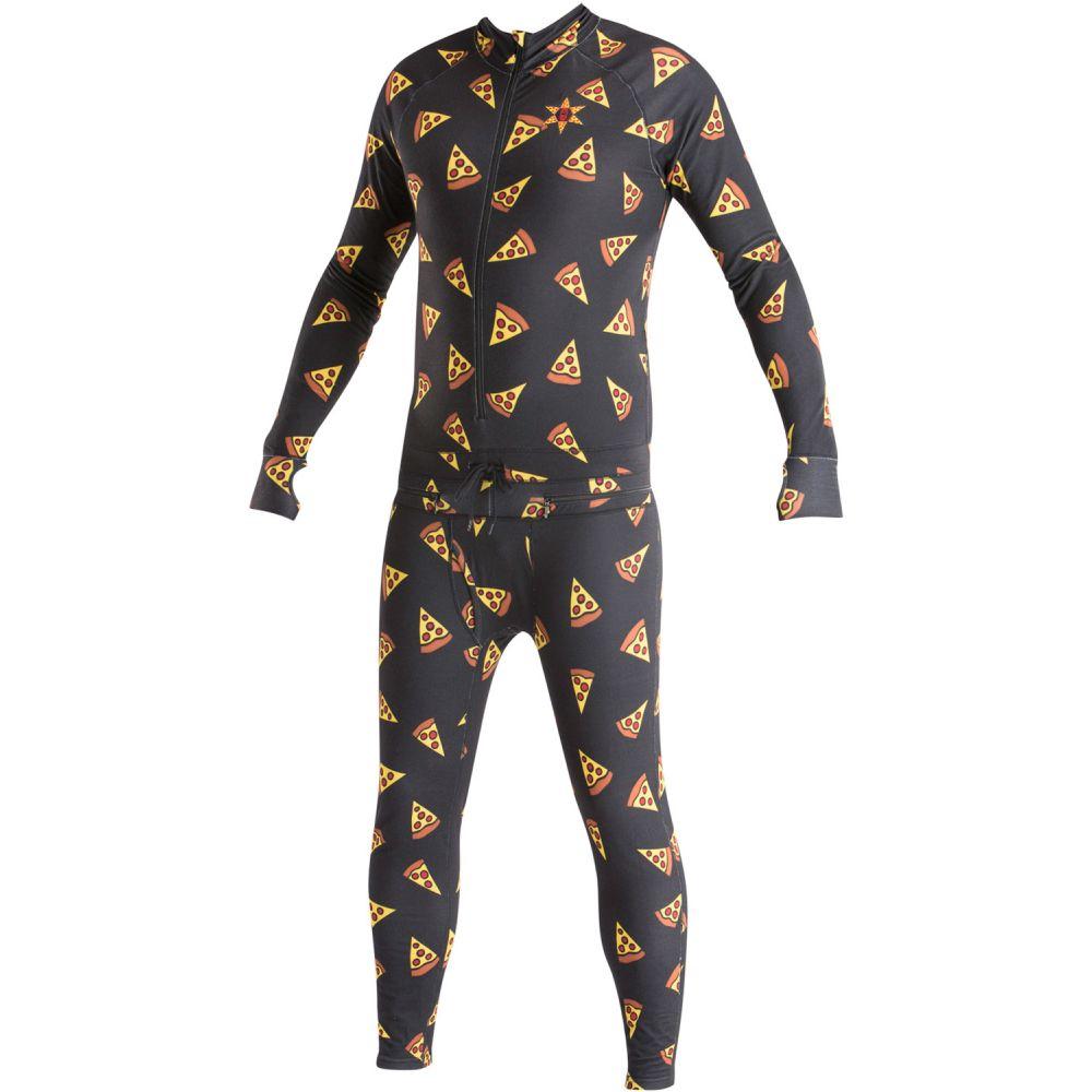 エアブラスター Airblaster メンズ スキー Airblaster・スノーボード トップス【Hoodless Ninja Ninja Suit Suit Baselayer 2019】Pizza, ICEBEAR:dae5b732 --- sunward.msk.ru