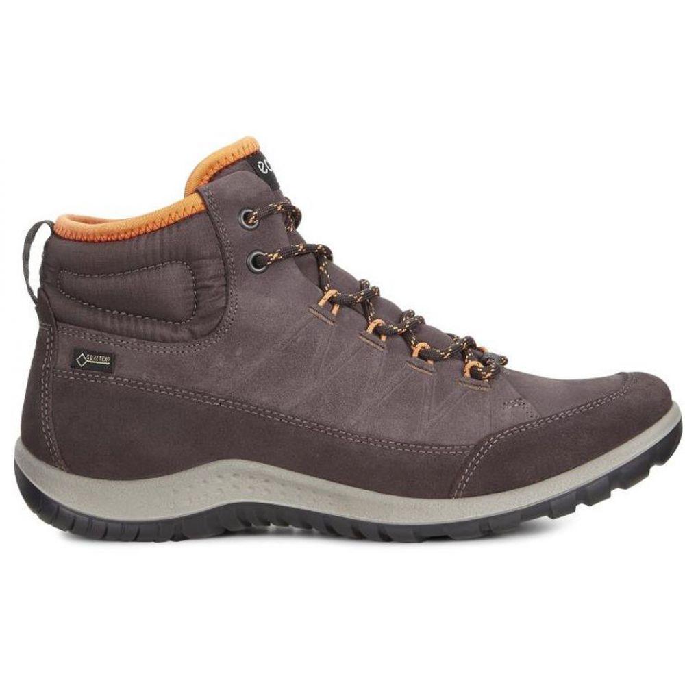 エコー Ecco レディース ハイキング・登山 シューズ・靴【ECCO Aspina High Gore-Tex Hiking Boots】Shale/Shale