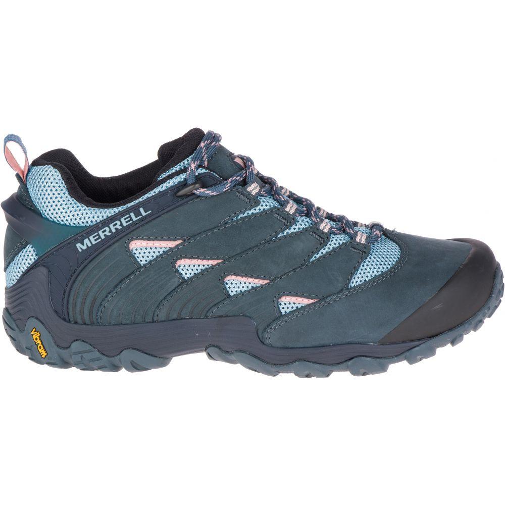 メレル Merrell レディース ハイキング・登山 シューズ・靴【Chameleon 7 Hiking Shoes】Slate