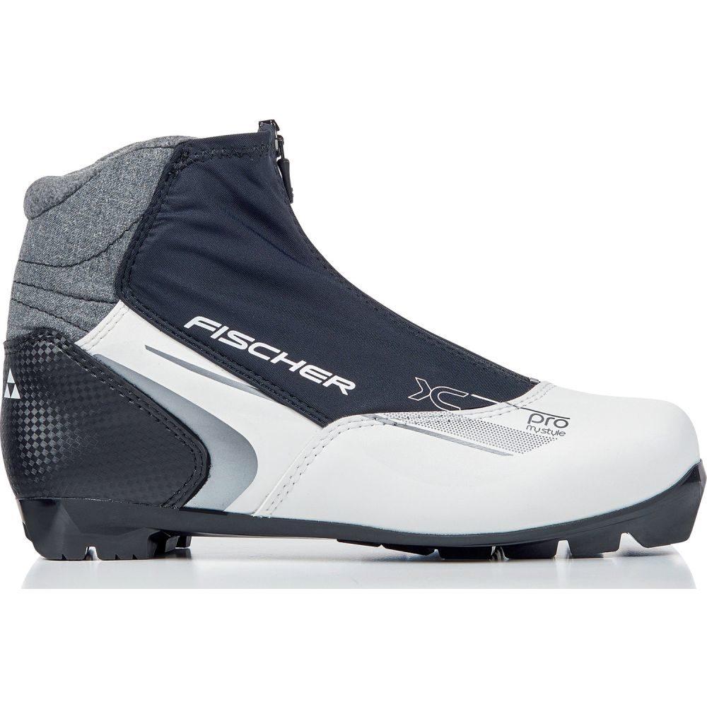 フィッシャー Fischer レディース スキー・スノーボード シューズ シューズ・靴【XC・靴 Pro【XC レディース Pro My Style XC Ski Boots 2019】White/Black, ザオー:ca3c00ac --- sunward.msk.ru