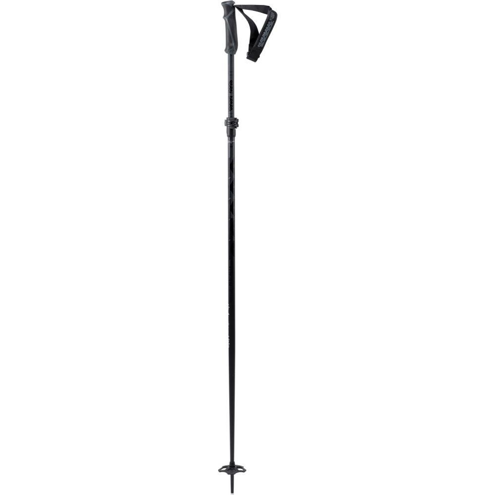買い誠実 ケーツー Ski K2 メンズ スキー・スノーボード【Freeride K2 Flipjaw Poles Ski Poles 2019】Black, かばんやさん:9e3e850c --- construart30.dominiotemporario.com