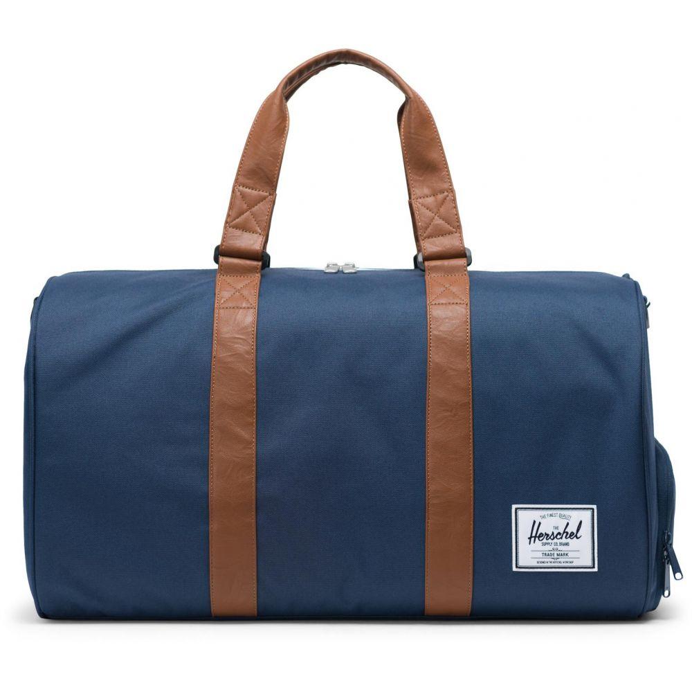 ハーシェル サプライ Herschel メンズ バッグ ボストンバッグ・ダッフルバッグ【Novel Duffle Bag】Navy