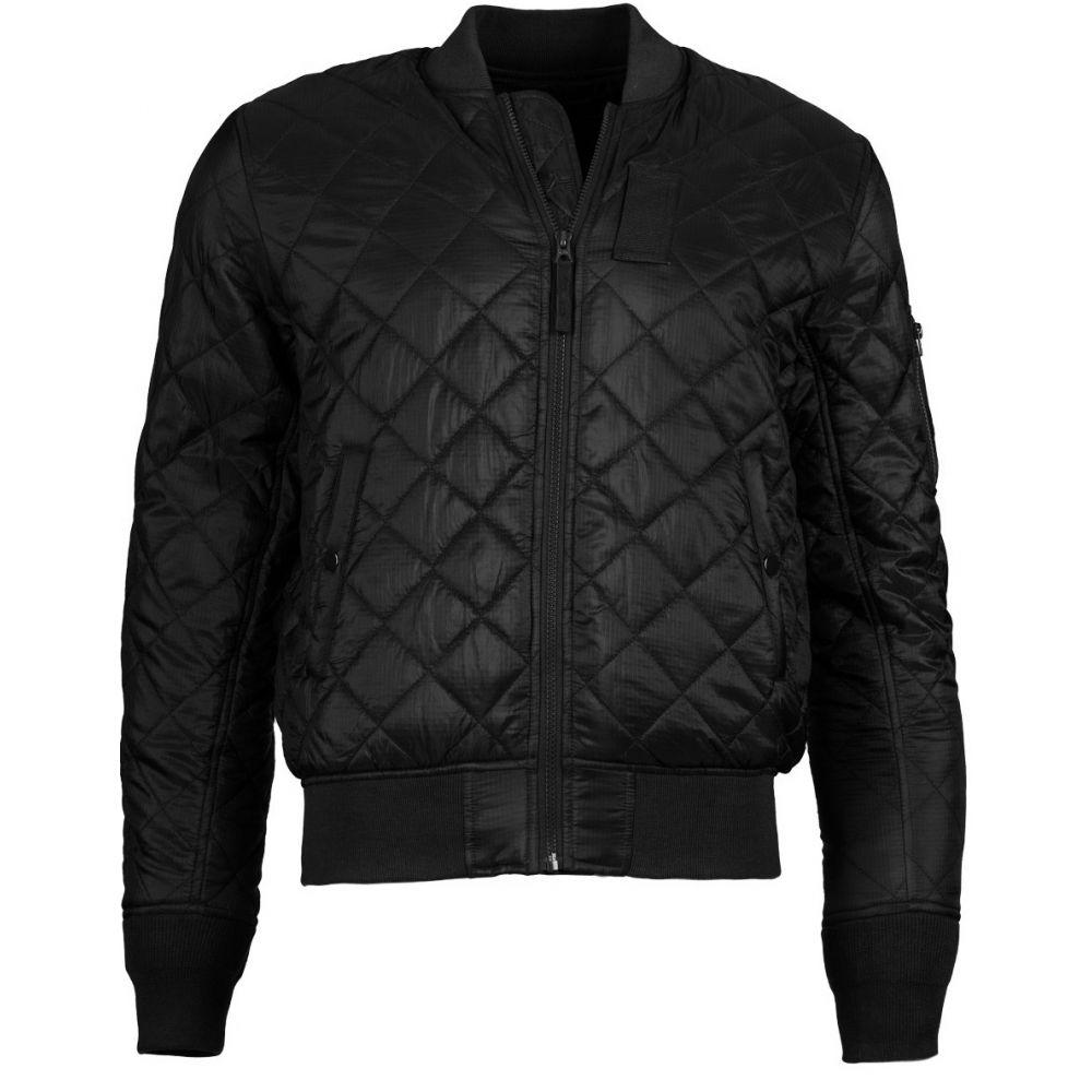 アルファ インダストリーズ Alpha Industries メンズ アウター ブルゾン【MA-1 Origami Flight Jacket】Black