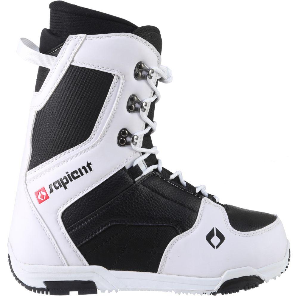 サピエント Sapient メンズ スキー・スノーボード シューズ・靴【Mason Snowboard Boots 2019】White/Black