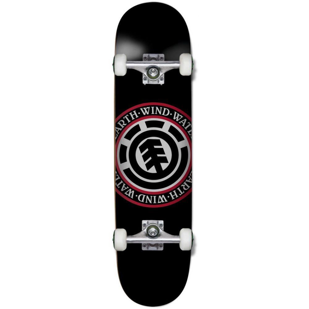 エレメント Element メンズ スケートボード ボード・板【Seal Skateboard Complete】