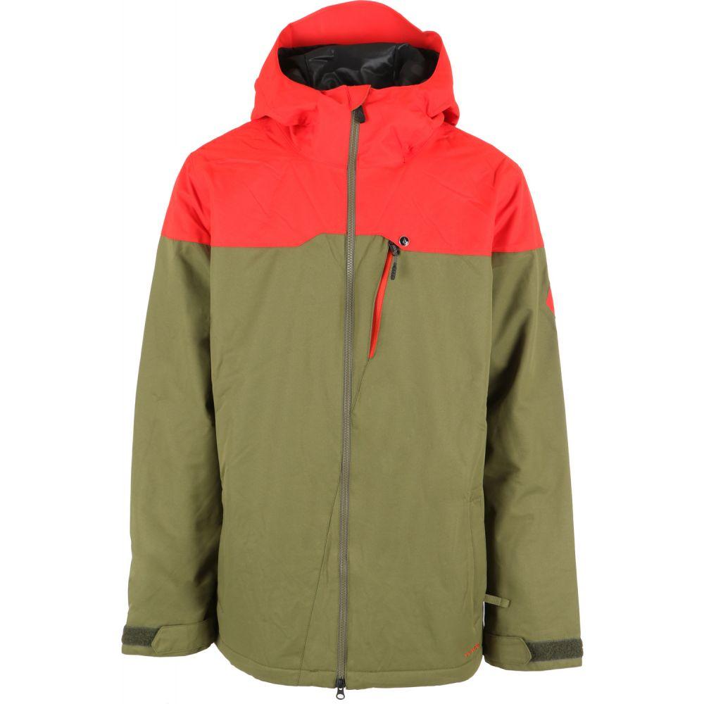 ボルコム Volcom メンズ スキー・スノーボード アウター【Prospect Snowboard Jacket】Military