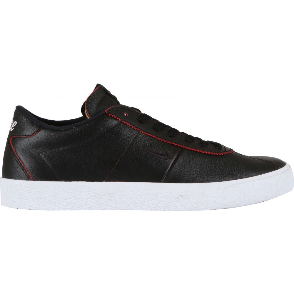 ナイキ Nike メンズ スケートボード シューズ・靴【SB Zoom Bruin NBA Skate Shoes】Black/Black/University Red