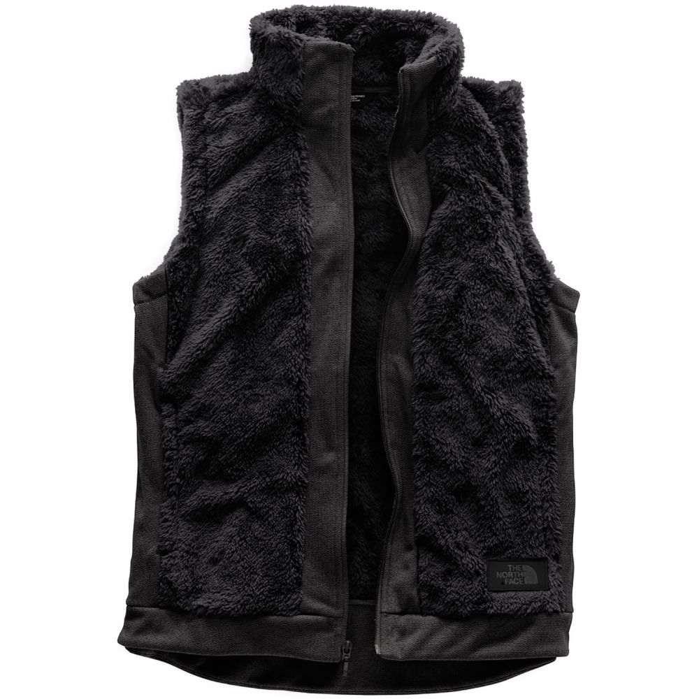 ザ ノースフェイス The North Face レディース スキー・スノーボード トップス【Furry Fleece Vest】Black