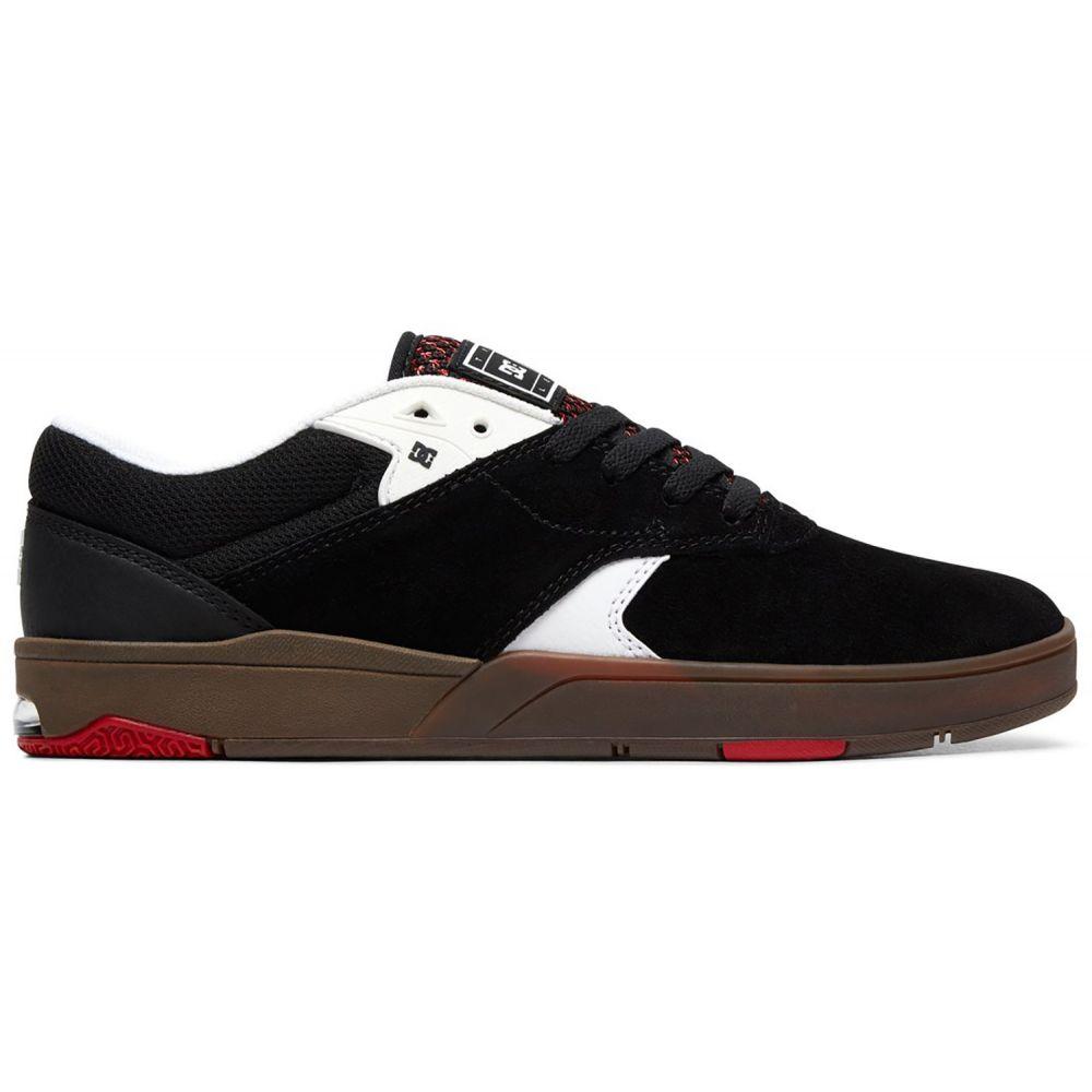 ディーシー DC メンズ スケートボード シューズ・靴【Tiago S Skate Shoes】Black/Gum