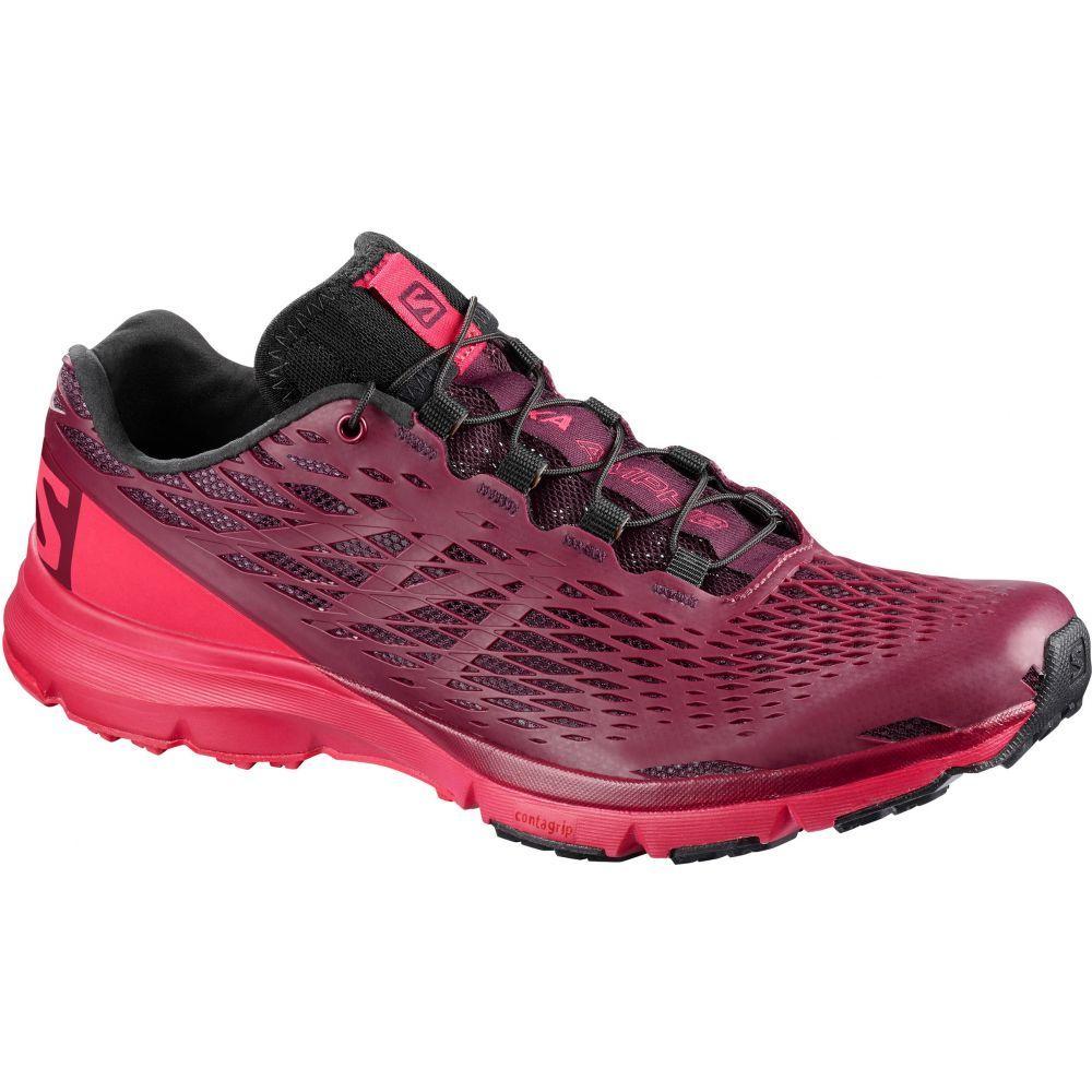 サロモン Salomon レディース シューズ・靴 ウォーターシューズ【XA Amphib Water Shoes】Potent Purple/Beet Red/Virtual Pink