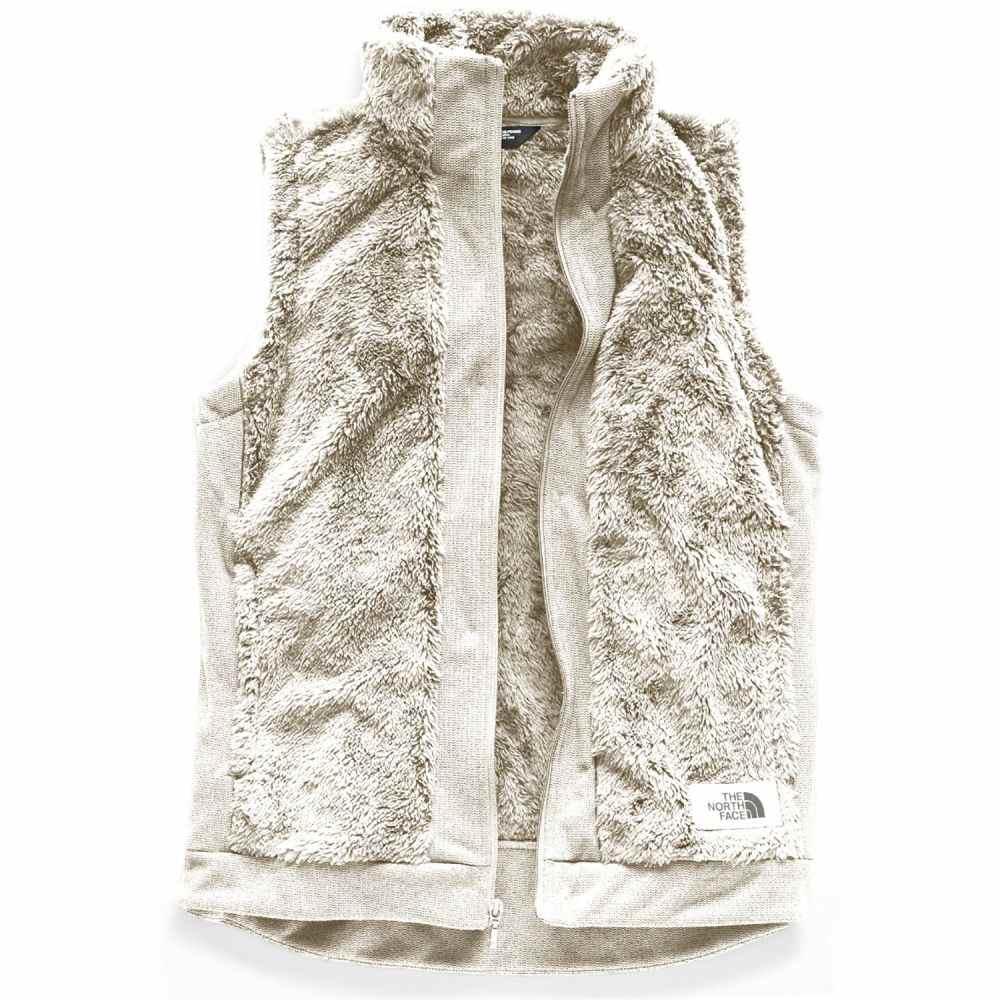 ザ ノースフェイス The North Face レディース スキー・スノーボード トップス【Furry Fleece Vest】Vintage White
