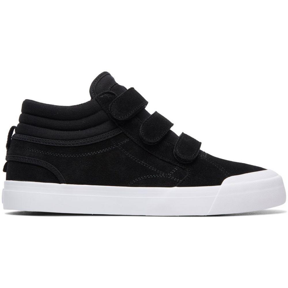 ディーシー DC メンズ スケートボード シューズ・靴【Evan Smith Hi VS Shoes】Black/White