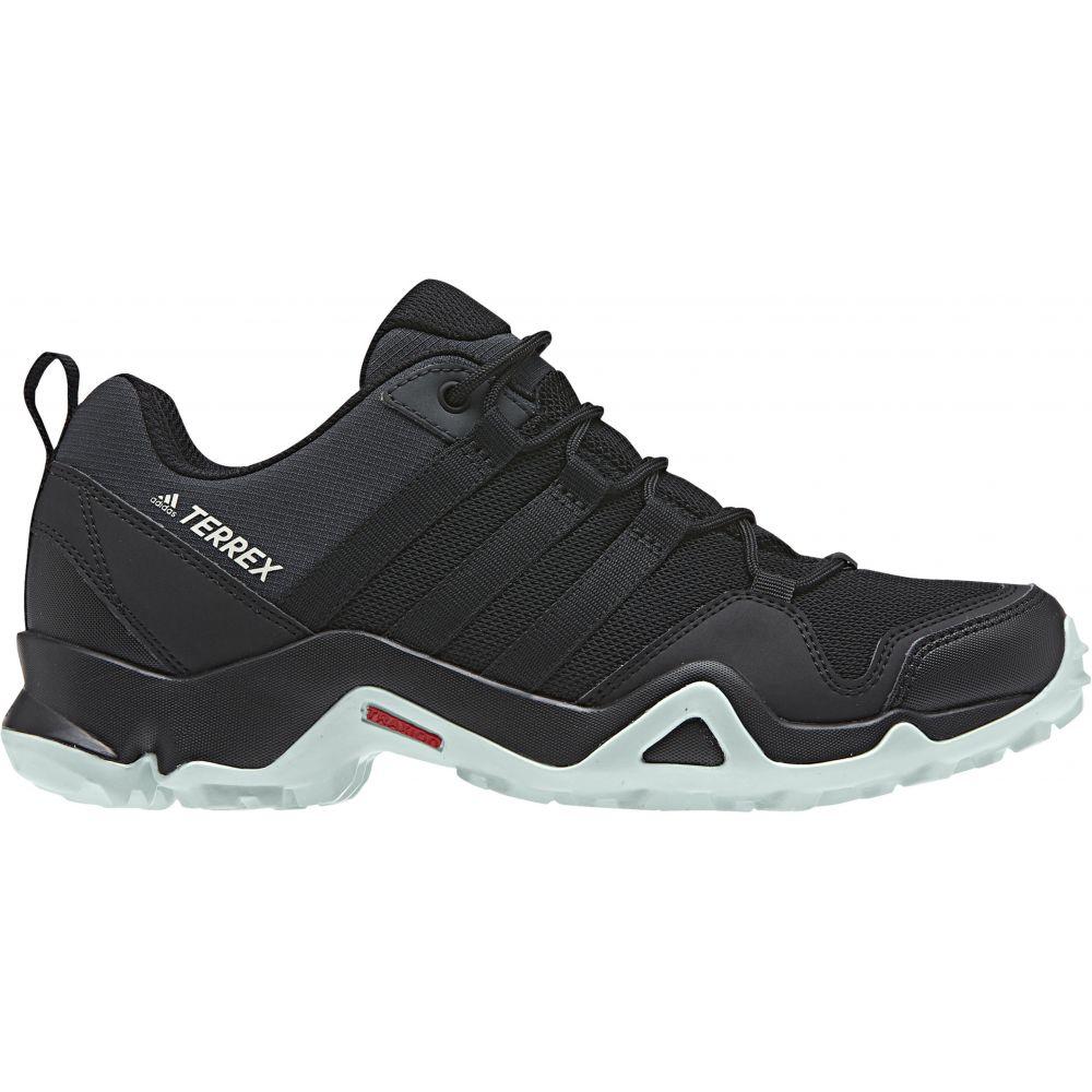 アディダス Adidas レディース ハイキング・登山 シューズ・靴【Terrex AX2R Hiking Shoes】Black/Black/Ash Green