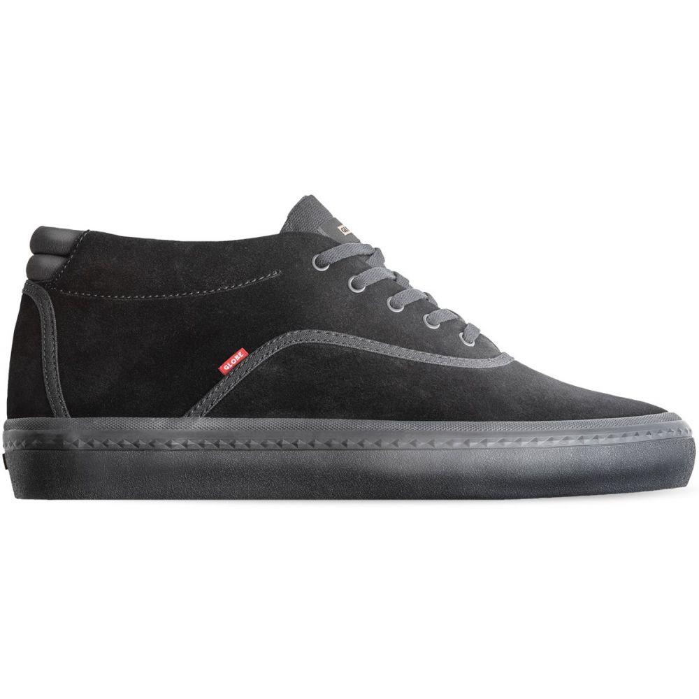 グローブ Globe メンズ スケートボード シューズ・靴【Sprout Mid Skate Shoes】Black/Black