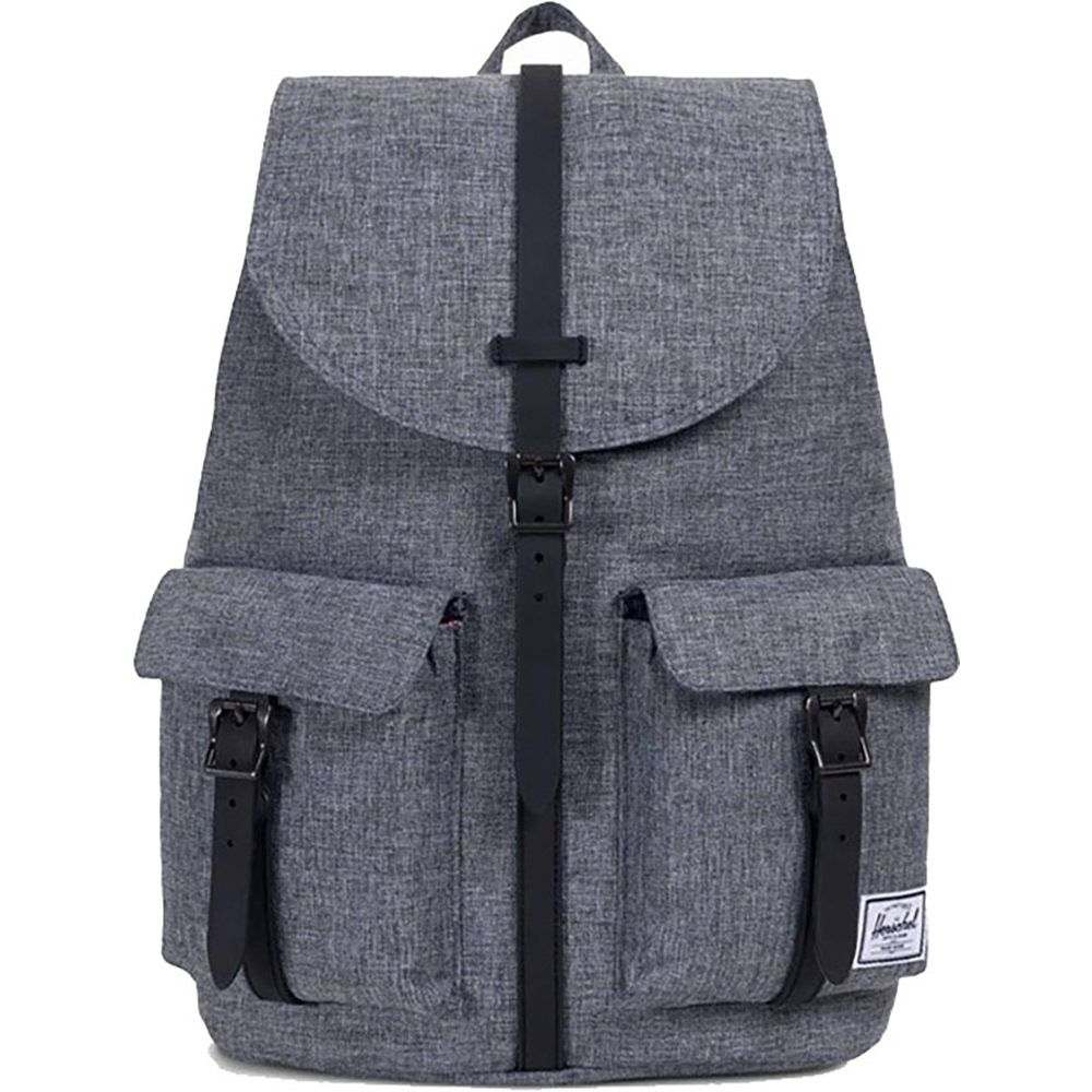 ハーシェル サプライ Herschel メンズ バッグ バックパック・リュック【Dawson Backpack】Raven Crosshatch/Black