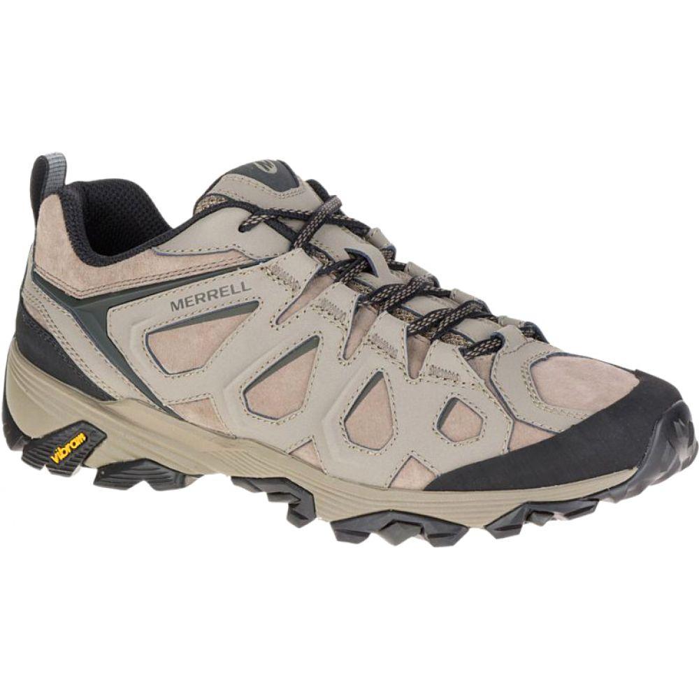 メレル Merrell メンズ ハイキング・登山 シューズ・靴【Moab FST Leather Hiking Shoes】Boulder