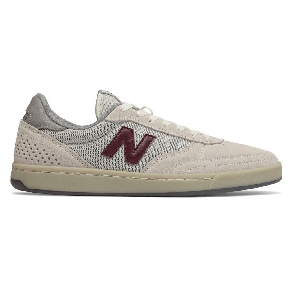 ニューバランス New Balance メンズ スケートボード シューズ・靴【Numeric 440 Skate Shoes】Sea Salt/Burgundy