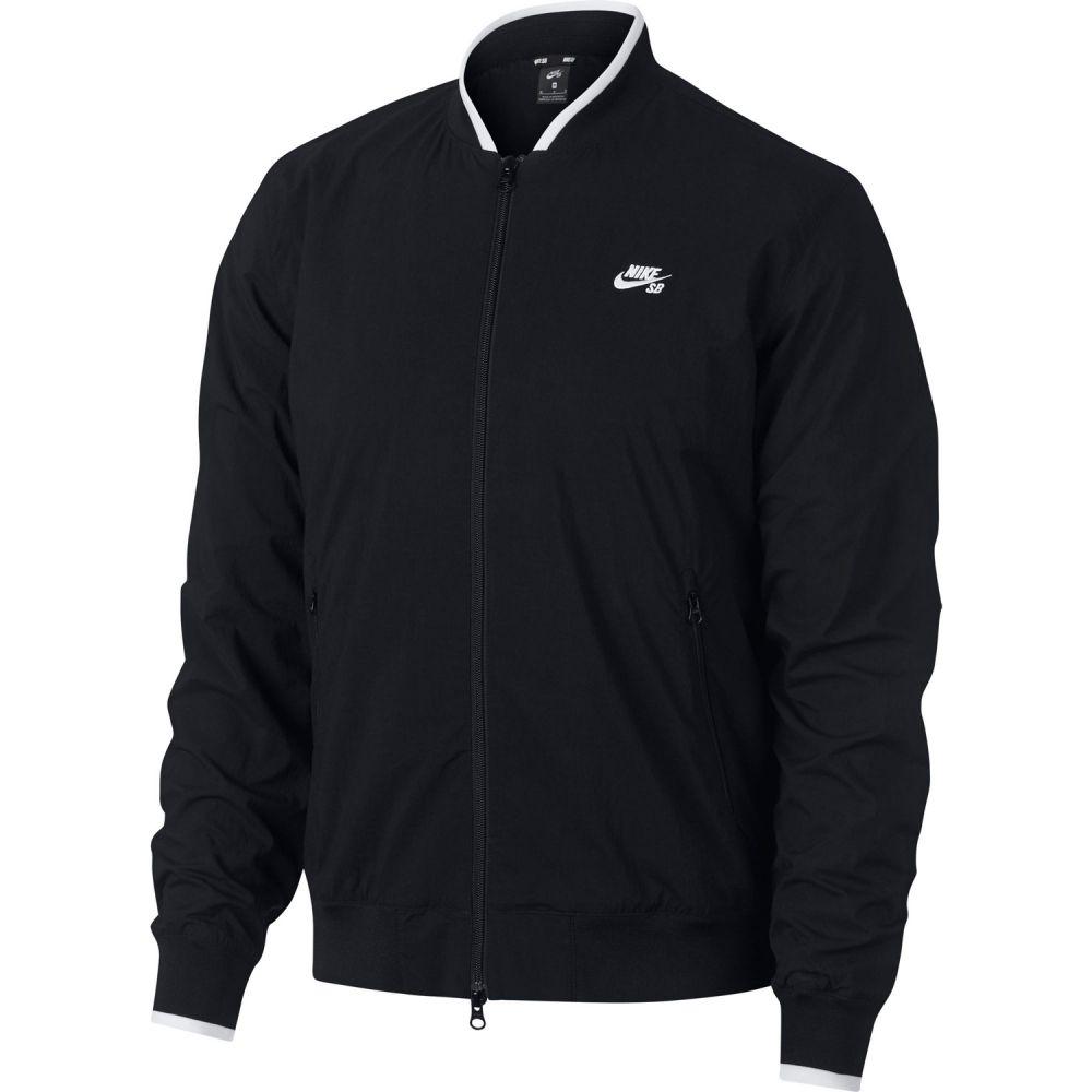 ナイキ Nike メンズ アウター ブルゾン【SB Icon Bomber Jacket】Black/Black/White