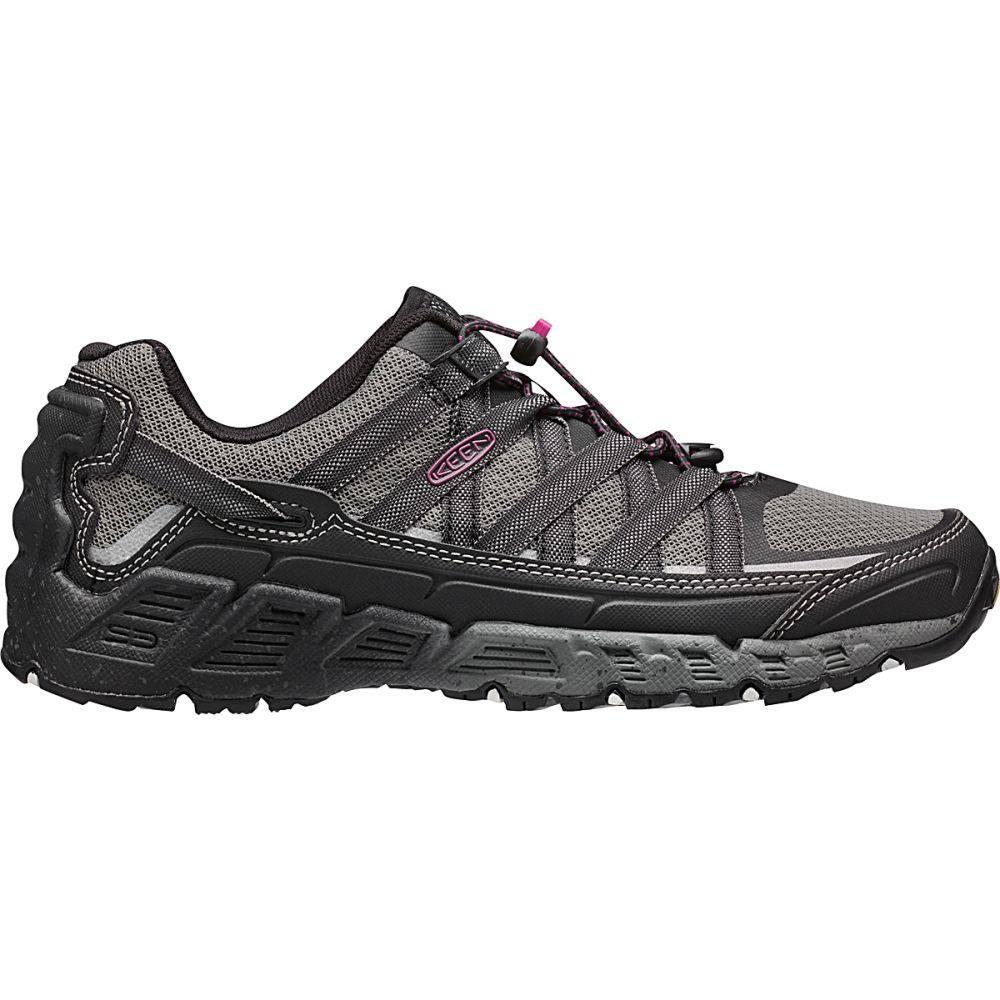 キーン Keen レディース シューズ・靴【Versatrail Shoes】Black/Gargoyle