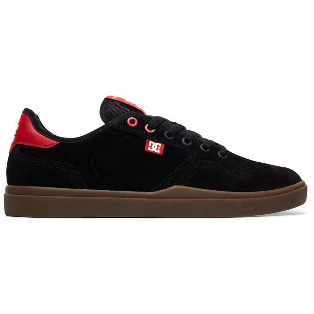 ディーシー DC メンズ スケートボード シューズ・靴【Vestrey S Skate Shoes】Black/Black/Gum