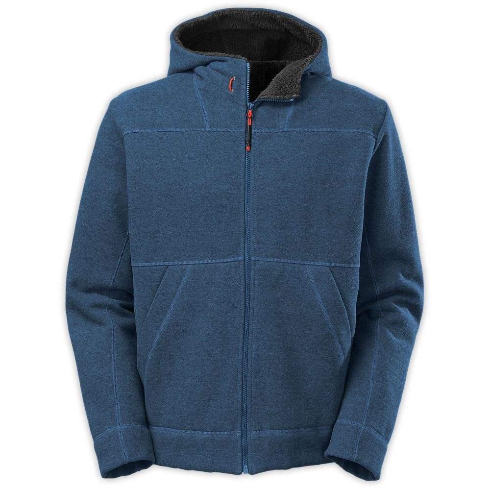 ザ ノースフェイス The North Face メンズ スキー・スノーボード トップス【Ballistic Full Zip Hoodie Fleece】Cosmic Blue Heather