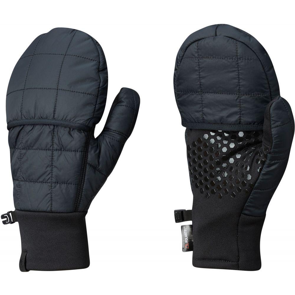 マウンテンハードウェア Mountain Hardwear メンズ スキー・スノーボード グローブ【Grub Gloves 2019】Black
