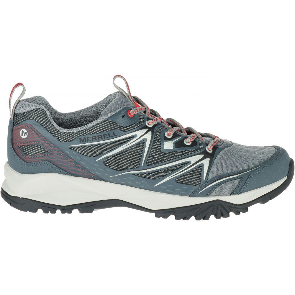 メレル Merrell メンズ ハイキング・登山 シューズ・靴【Capra Bolt Air Hiking Shoes】Grey