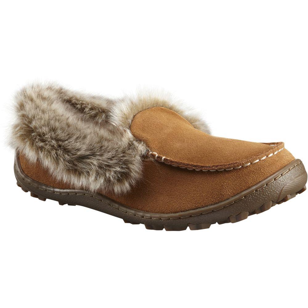 コロンビア Columbia レディース シューズ・靴 スリッパ【Minx Omni-Heat Slippers】Elk/Ancient Fossil