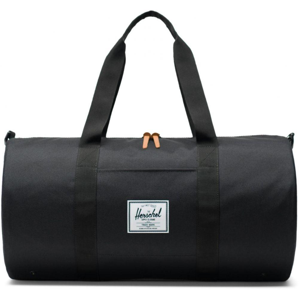 ハーシェル サプライ Herschel メンズ バッグ ボストンバッグ・ダッフルバッグ【Sutton Mid Volume Duffle Bag】Black