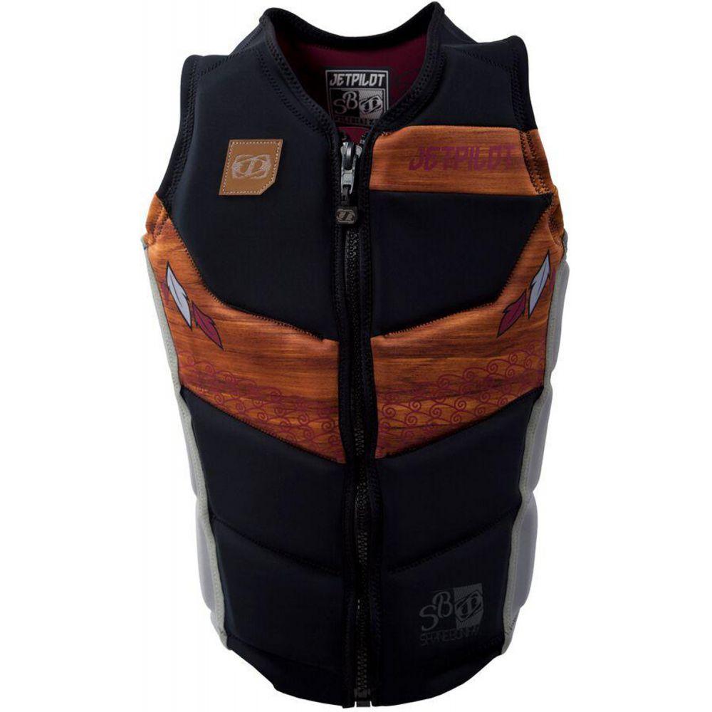 ジェットパイロット Jet Pilot メンズ トップス【Shane Bonifay Comp NCGA Wakeboard Vest】Black