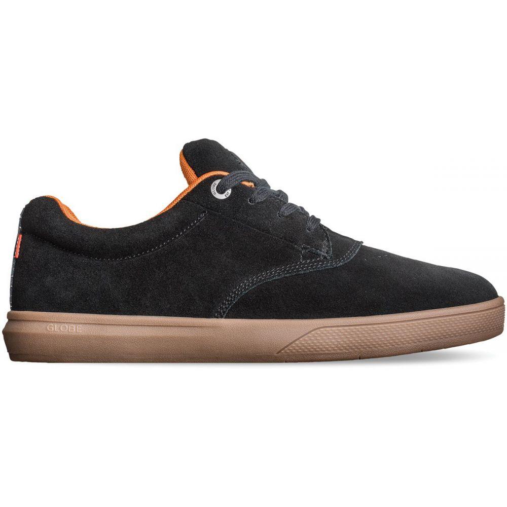 グローブ Globe メンズ スケートボード シューズ・靴【The Eagle SG Skate Shoes】Black/Chocolate Gum