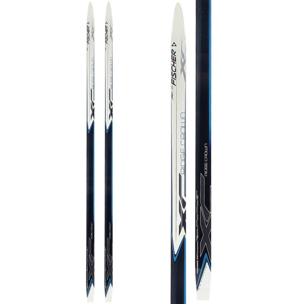 フィッシャー Fischer メンズ メンズ フィッシャー スキー・スノーボード Crown ボード・板【Ridge Crown XC Skis】, 超格安価格:224c678a --- sunward.msk.ru