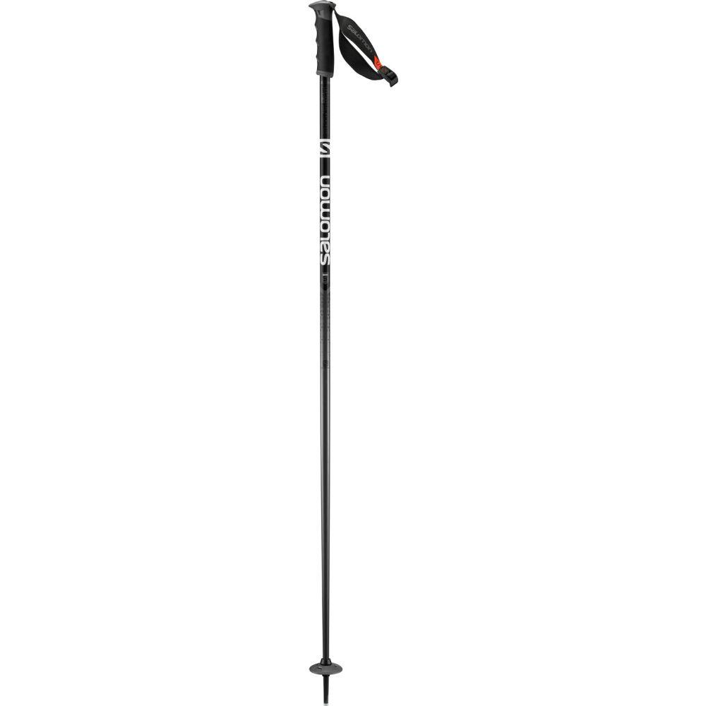 サロモン Salomon メンズ スキー・スノーボード【Arctic Ski Poles 2019】Black/Grey