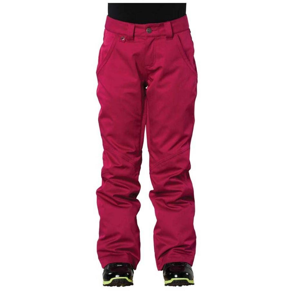 ボンファイヤー Bonfire レディース スキー・スノーボード ボトムス・パンツ【Remy Snowboard Pants】Impatient Denim