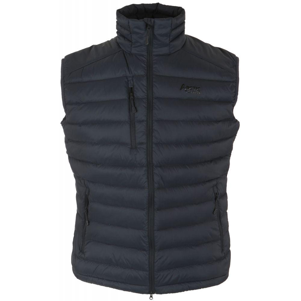 アークティックデザイン Arctic Design メンズ スキー・スノーボード トップス【Reskow Down Vest】Iron