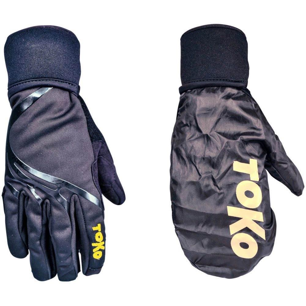 トコ Toko メンズ スキー・スノーボード グローブ【Convertible XC Ski Gloves 2019】Black
