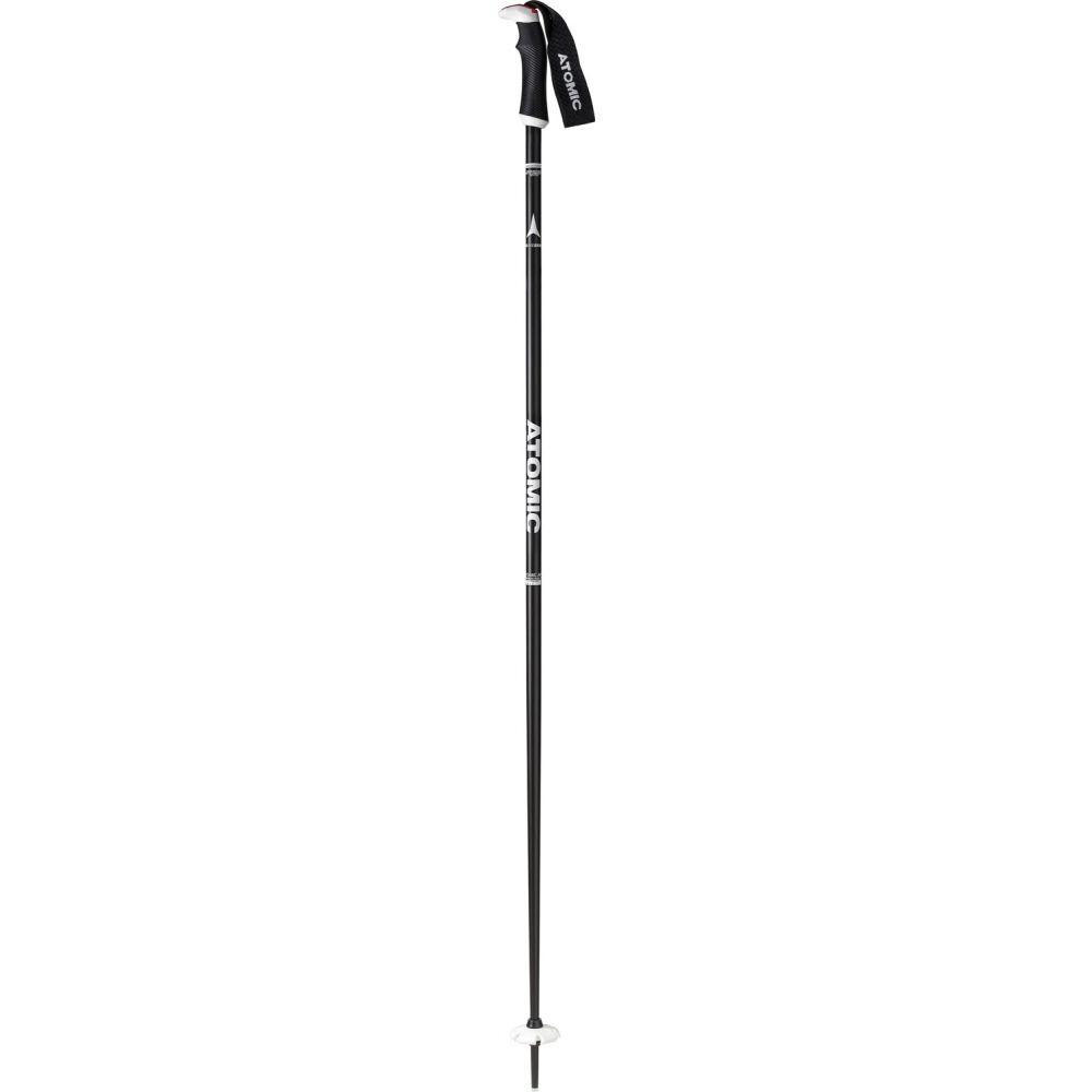アトミック Atomic メンズ スキー・スノーボード【AMT SQS Ski Poles 2019】Black/White