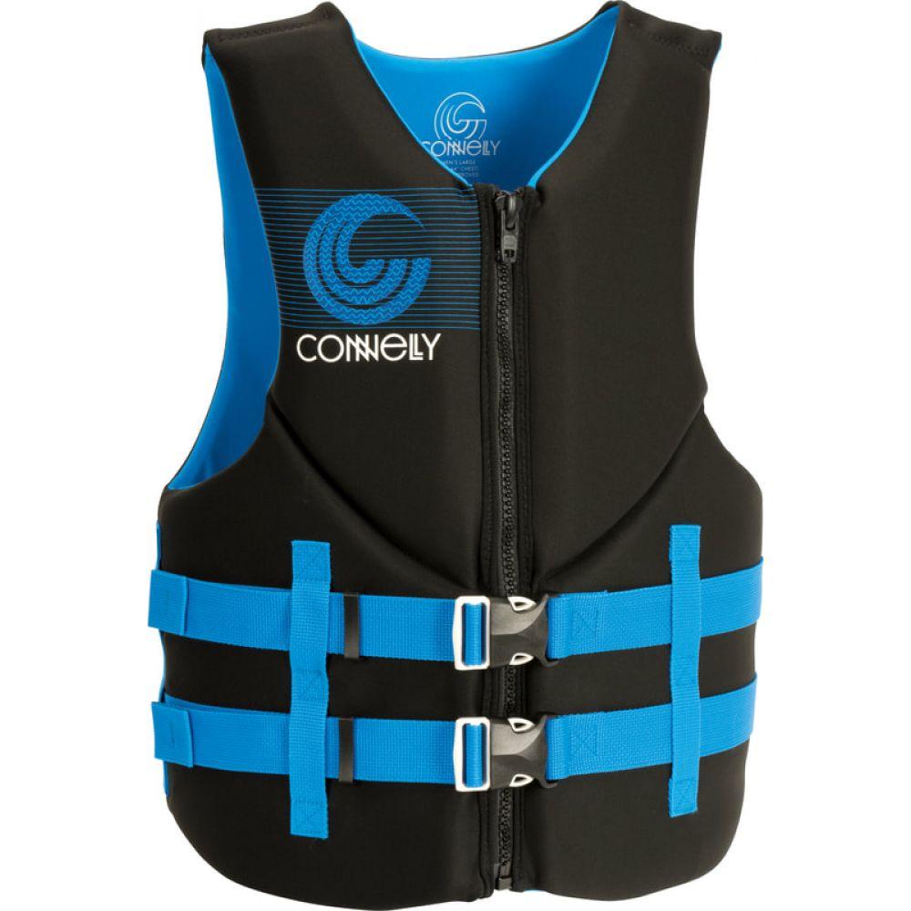 コーネリー Connelly メンズ トップス【Promo Neo CGA Wakeboard Vest 2019】Blue